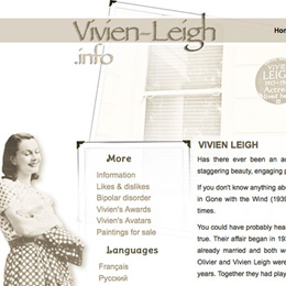 Vivien-Leigh.info